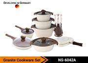 Cookware Set Model NS-6042A