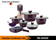 Cookware Set Model NS-6042D